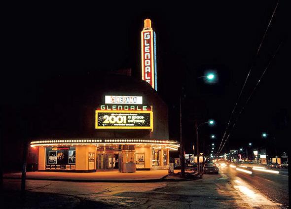 Glendale Cinema Toronto