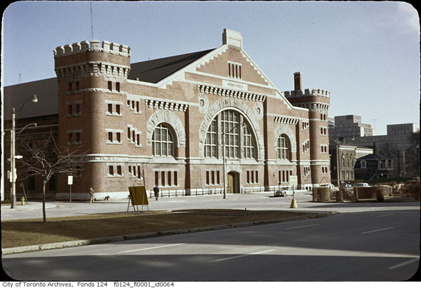 Toronto Armouries