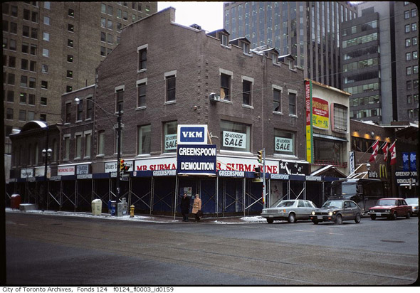 Toronto 1970s