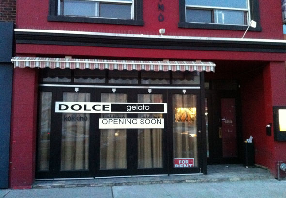 Dolce Gelato Danforth