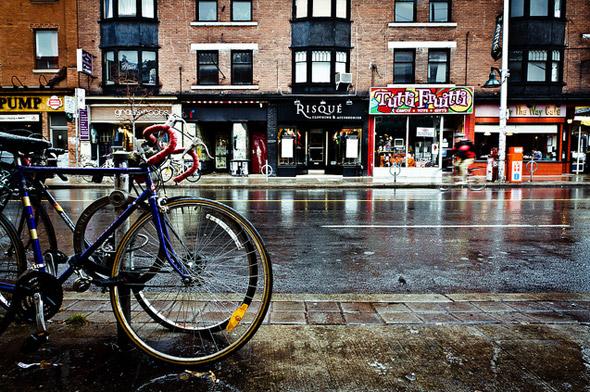Annex Bike Lanes