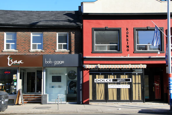 Greektown Toronto