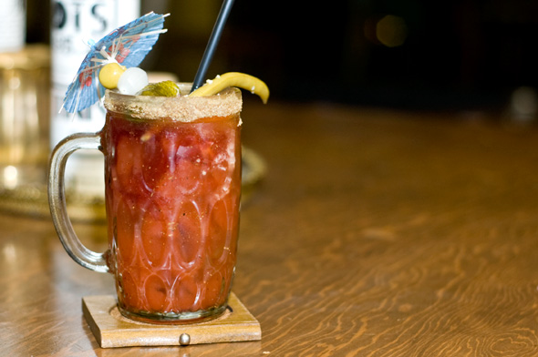 Bloody Caesar