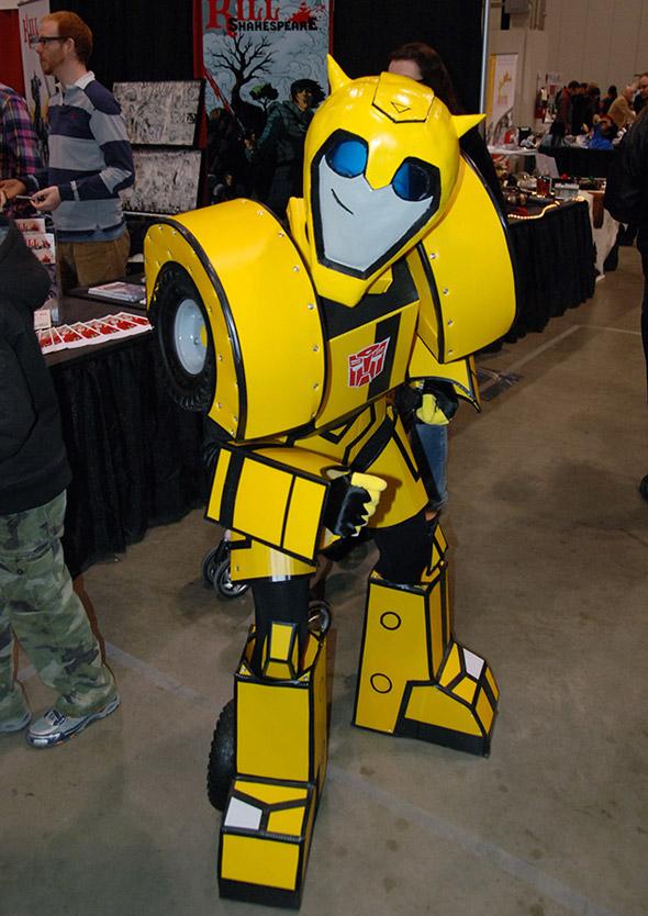 Comic Con 2011