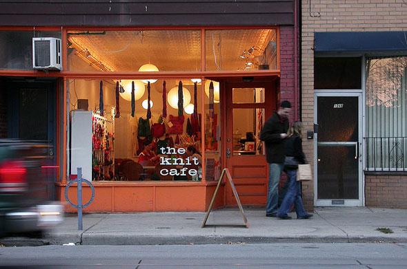 Knitting Toronto