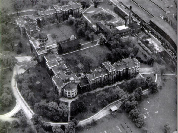 Provincial Lunatic Asylum Toronto