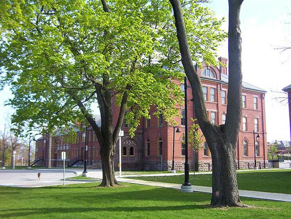 Toronto, Etobicoke, Lakeshore Psychiatric Hospital, Mimico Branch Asylum
