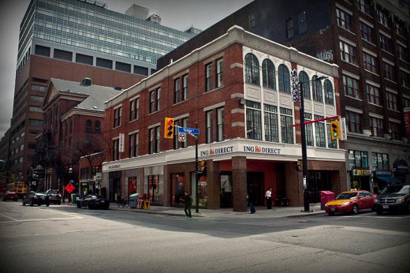 ING Cafe Toronto