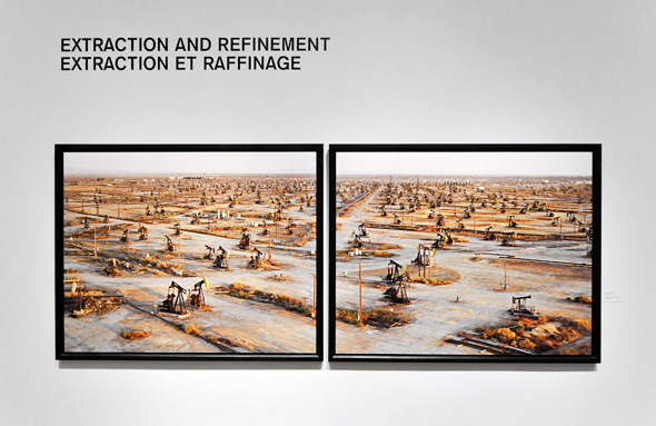 Edward Burtynsky Oil