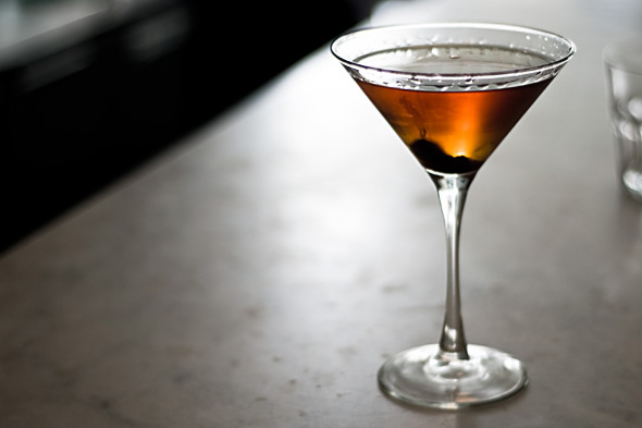 The Great Toronto Cocktail Challenge: The Manhattan
