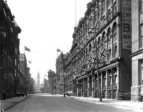 Toronto Fire 1904