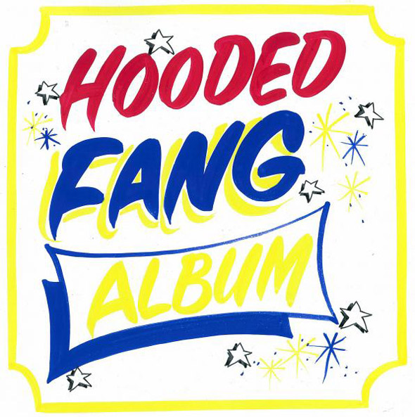 Hooded Fang Album