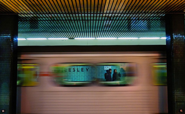 Wellesley Subway Station