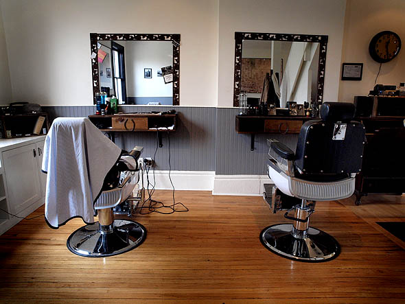 Garrisons Barbershop Toronto