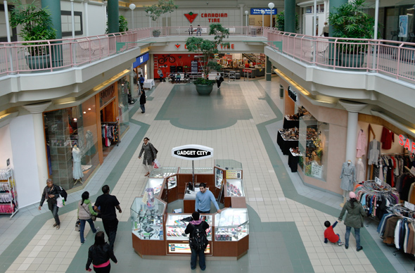 Lawrence Square Mall