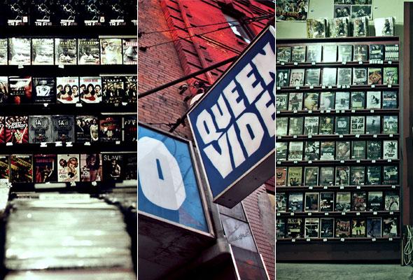 Video Stores Toronto