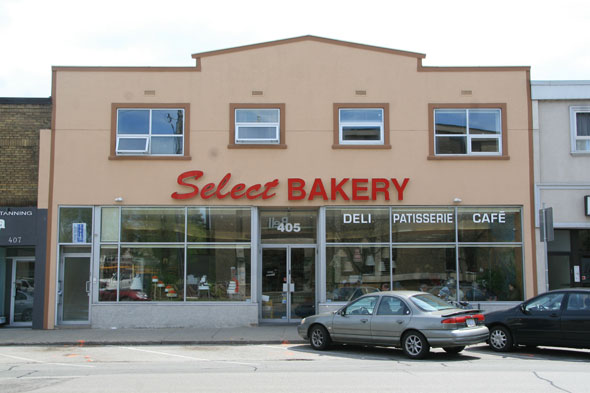 Select Bakery Toronto