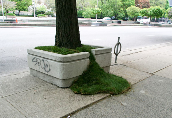 street art planters toronto