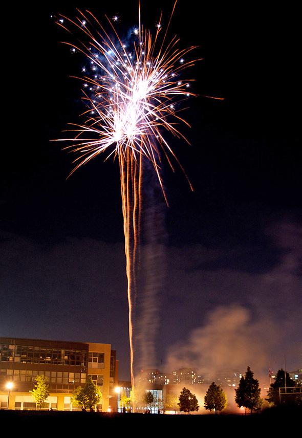 canada day fireworks toronto. Victoria Day Fireworks Toronto