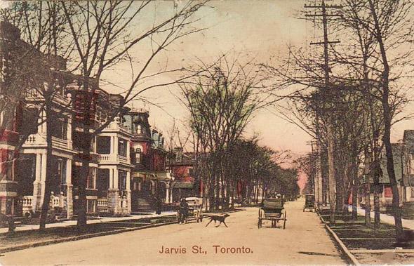 Jarvis Street 1909