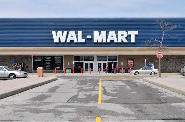 Agincourt Mall Walmart