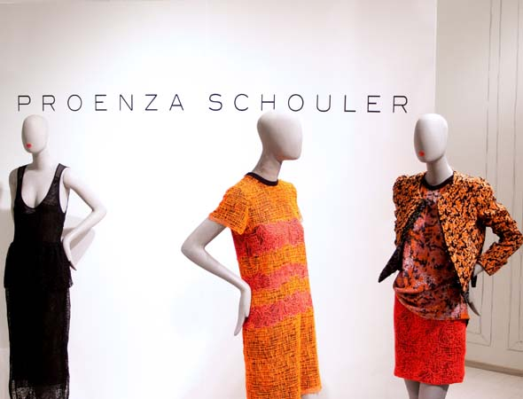 Proenza Schouler Bay Toronto