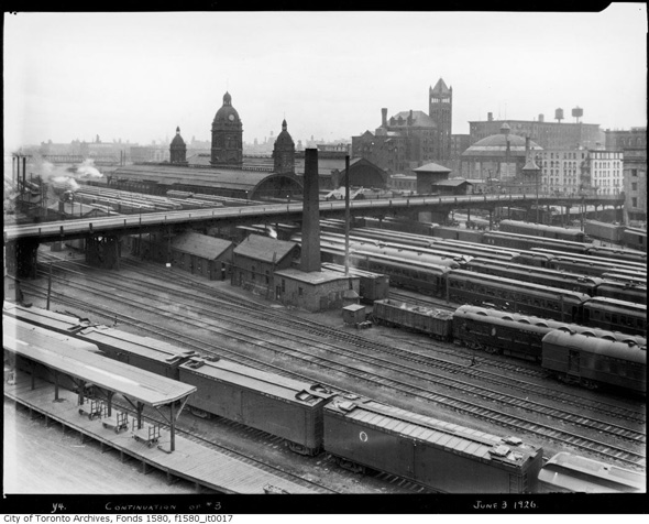Old Union Station Toronto