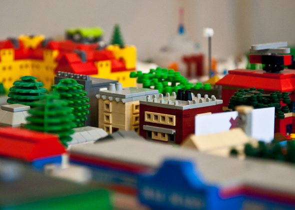 lego apartments