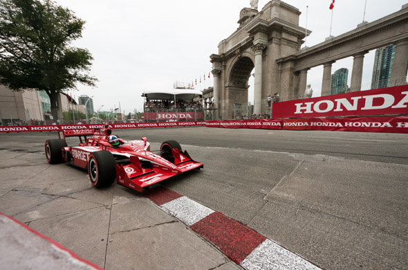 Honda Indy 2011