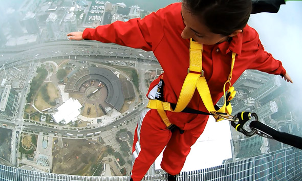 At the same time, I was curious to see if the EdgeWalk would live up ...