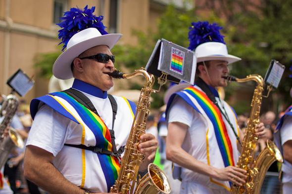 Toronto Pride Parade 2011