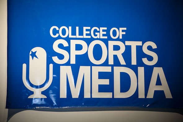 College of Sports Media