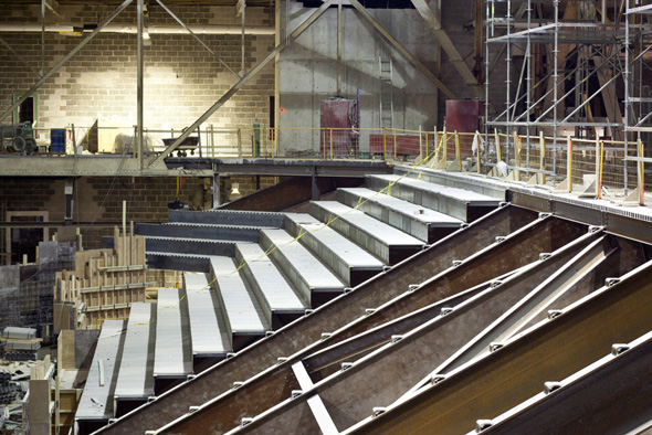 Maple Leaf Gardens Renovations