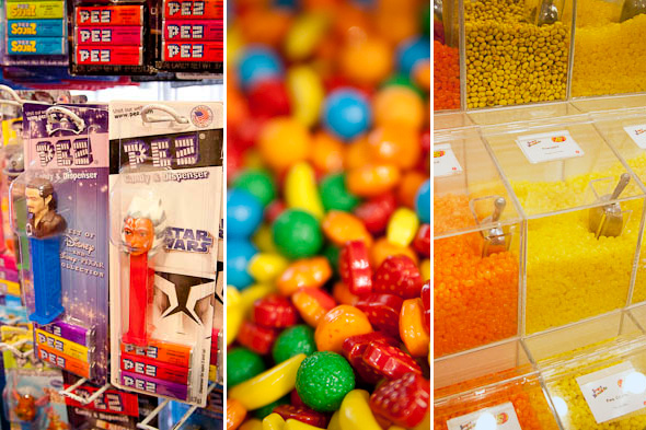 Candy Stores Toronto