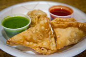 Samosa King/Embassy Restaurant