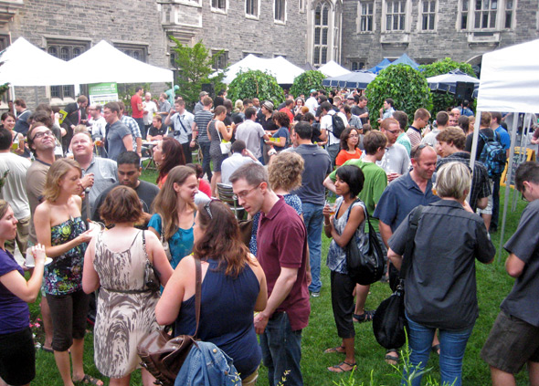 Hart House Beer Festival