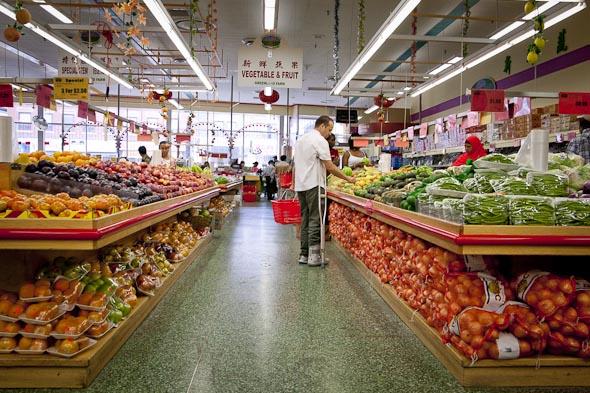 Greenland farm supermarket greenland farm supermarket is a huge asian