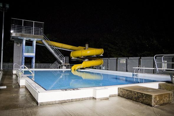 Christie Pits pool
