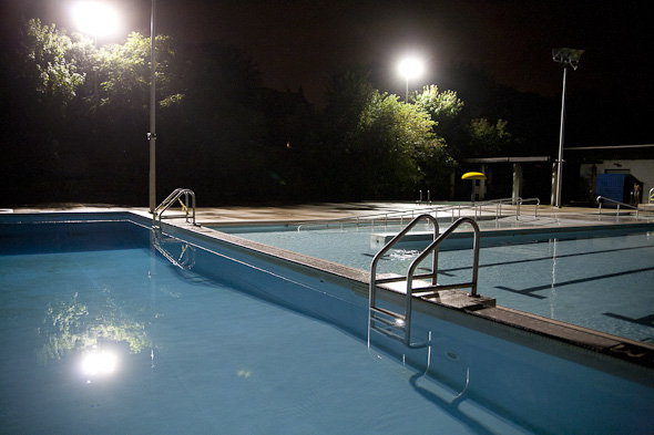 Christie Pits pool