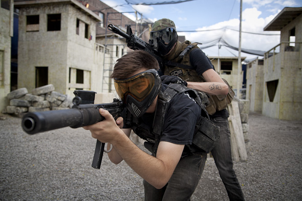 CQB Paintball