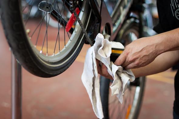 BIXI bikes Toronto