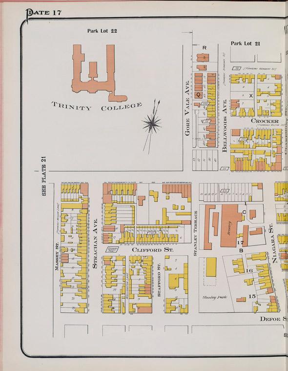 Trintiy College Toronto