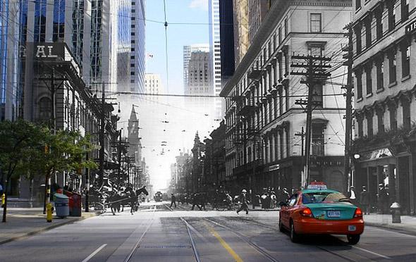 King Street Toronto 1908