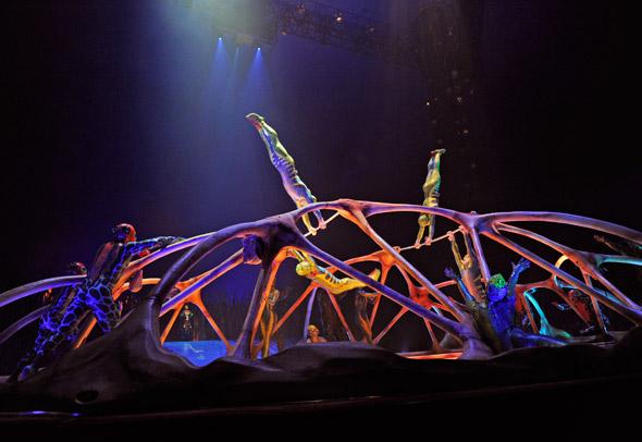 Cirque du Soleil Toronto