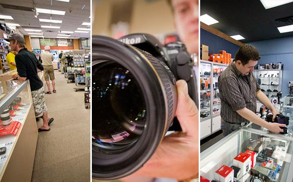 Best Camera Stores Toronto