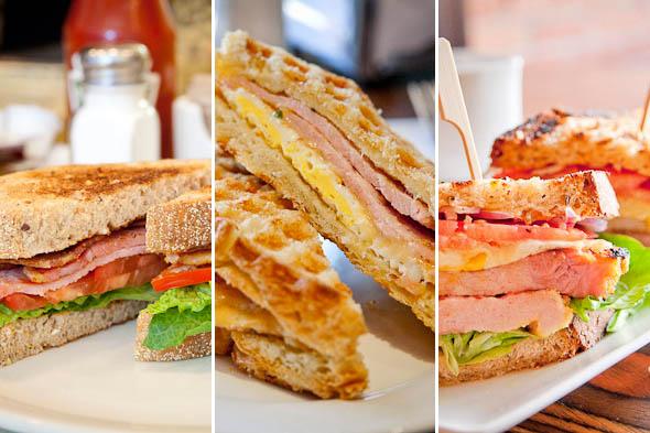 Peameal Sandwiches Toronto