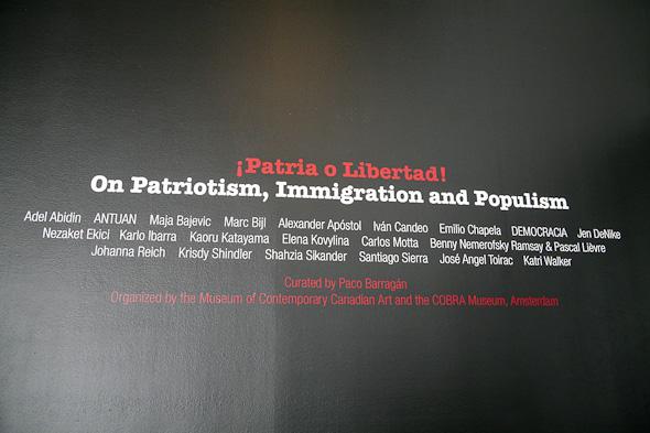 Patriotism MOCCA