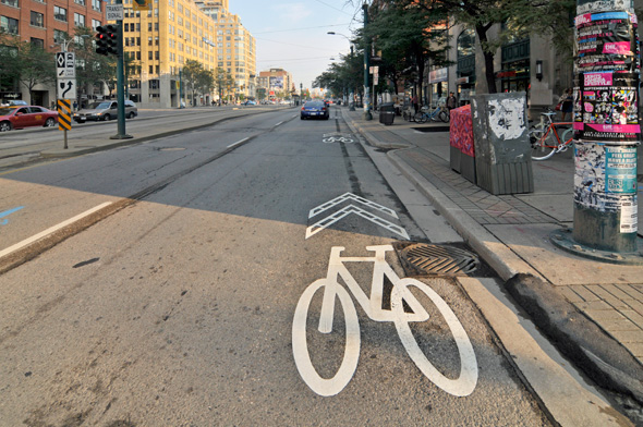 Spadina Sharrows
