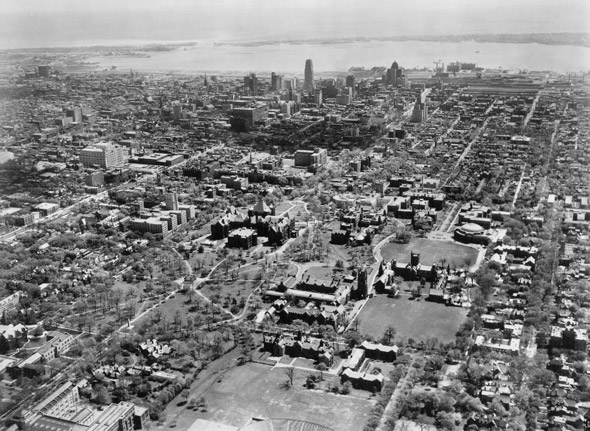 Aerial Photos Historical Toronto
