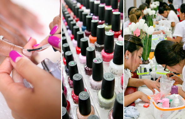 Best Manicure Toronto